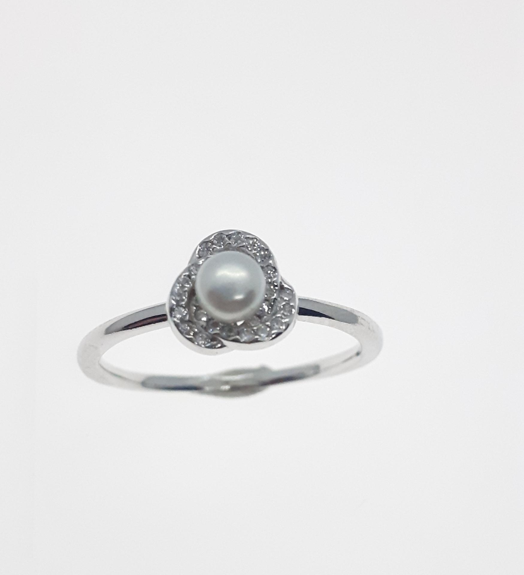 Sensi joyas jewellery Granada silver engagementSILVER AND ZIRCONIA RING